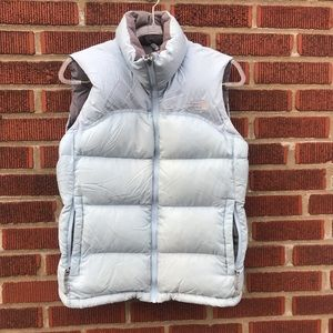 The North Face 700 Goose Down Puffer Vest Medium